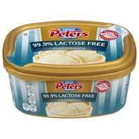 Peters Lactose Free Ice Cream Lactose Free