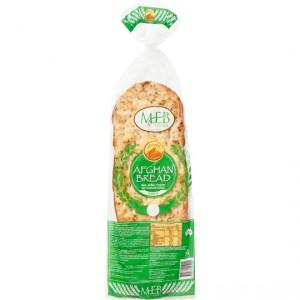 Middle East Afghan Bread Garlic