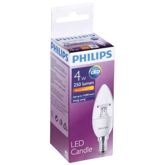 Philips Led 25lm Candle E14 B35