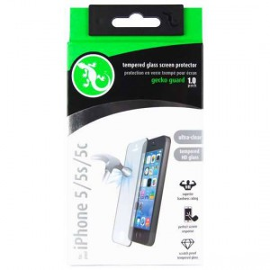 Gecko Tempered Glass Case Iphone 5/5s