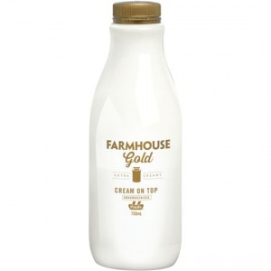 Paul's Farmhouse Gold Full Cream Milk Unhomogenised