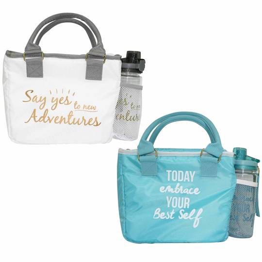 Hot Topic Lunch Bag & Bottle Mothers Day