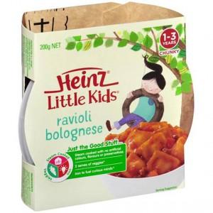 Heinz Little Kids Ravioli Bolognaise