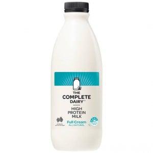 The Complete Dairy Full Cream Milk