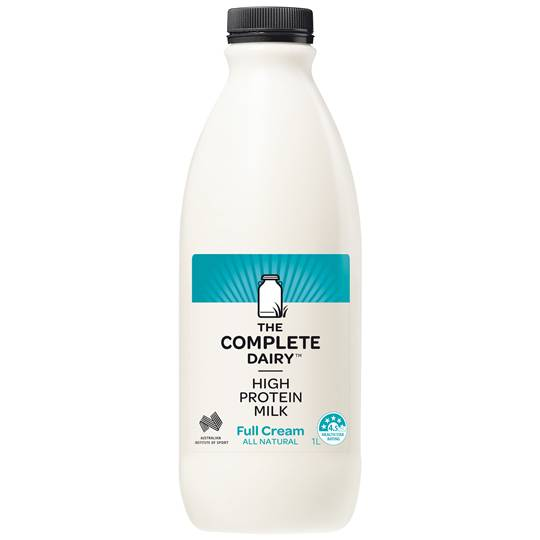 The Complete Dairy Full Cream Milk