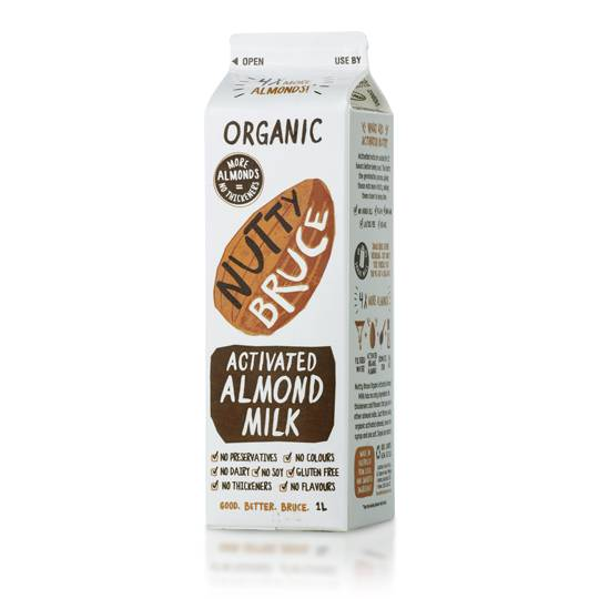 Nutty Bruce Organic Almond Milk