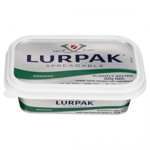 Lurpak Organic Spread Butter