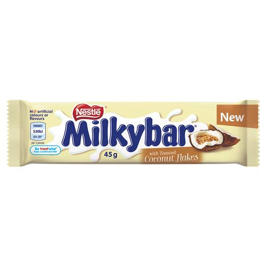 Nestle Milkybar Toasted Coconut Flakes