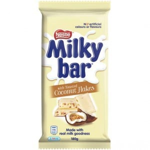 Nestle Milkybar Toasted Coconut