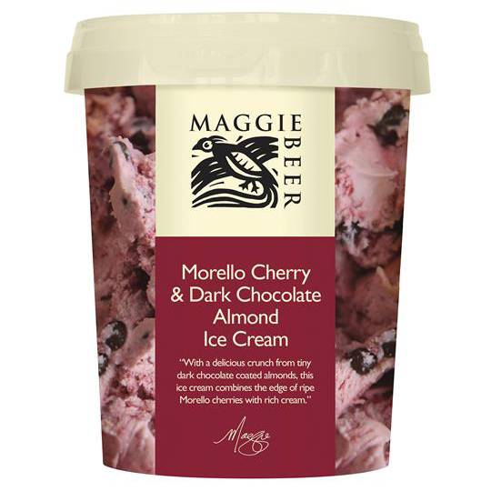 Maggie Beer Ice Cream Morello Cherry