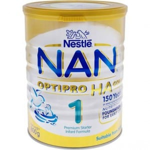 Nestle Nan Optipro Ha Gold Baby Formula Stage 1 0-6 Months