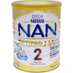 Nestle Nan Optipro Ha Gold Follow-on Formula Stage 2 6-12 Months