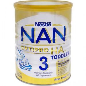 Nestle Nan Optipro Ha Toddler Formula Stage 3 12 Months+