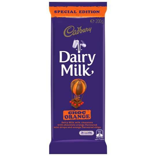 Cadbury Dairy Milk Chocolate Orange