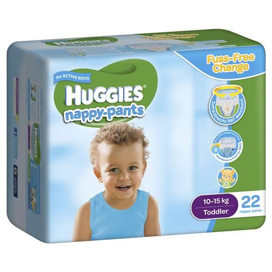 Huggies Nappy Pants Toddler Boy