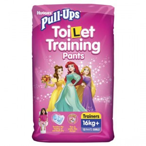 Huggies Pull Ups Trainers For Girls