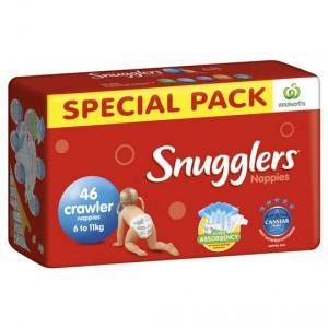 Snugglers Bulk Nappy Crawler