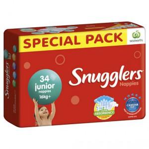 Snugglers Bulk Nappy Junior