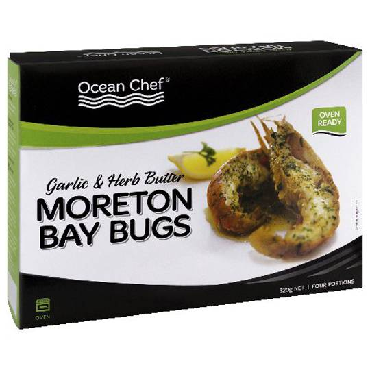 Ocean Chef Moreton Bay Bug Garlic & Herb