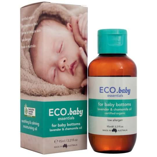 Eco Baby Bottom Oil