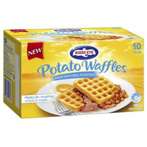 Birds Eye Potato Waffles