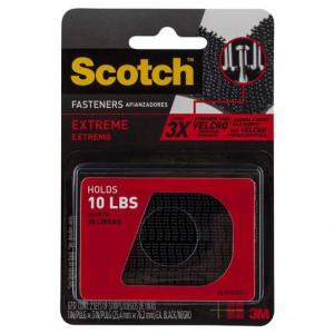 Scotch Extreme Fasteners Black