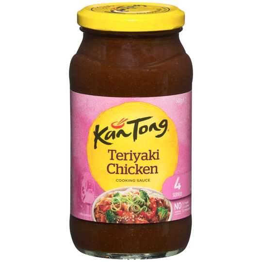 Kantong Stir Fry Sauce Teriyaki Chicken