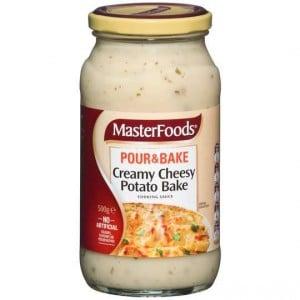 Masterfoods Recipe Base Cheese Pot Bake