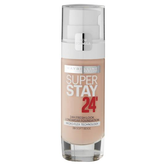 Maybelline New York Super Stay 24 Hour Foundation Light Beige