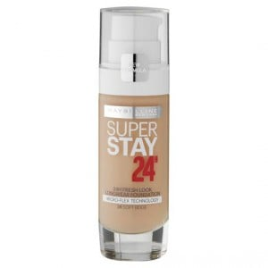 Maybelline New York Super Stay 24hour Foundation Ivory