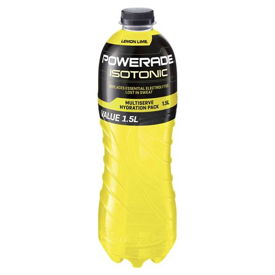 Powerade Lemon Lime