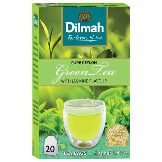 Dilmah Green Tea Jasmine