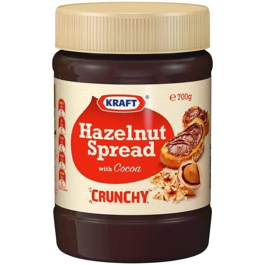 Kraft Hazelnut Spread Crunchy