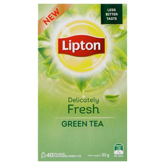 Lipton Green Tea Delicately Fresh