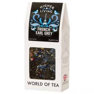 Higher Living Loose Leaf Tea French Earl Grey