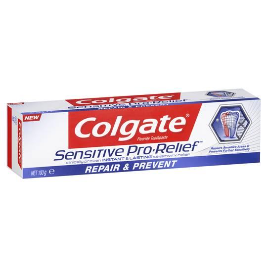 Colgate Toothpaste Pro Relief Repair & Prevent