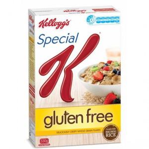 Kelloggs Special K Gluten Free