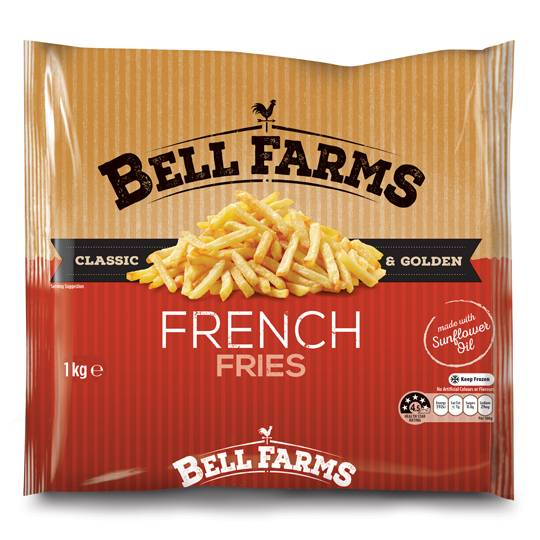 Bell Farms French Fries