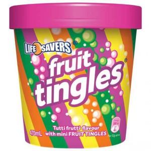 Nestle Ice Cream Fruit Tingles