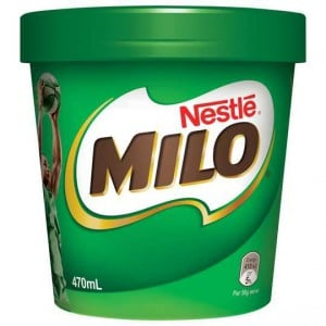 Nestle Ice Cream Milo