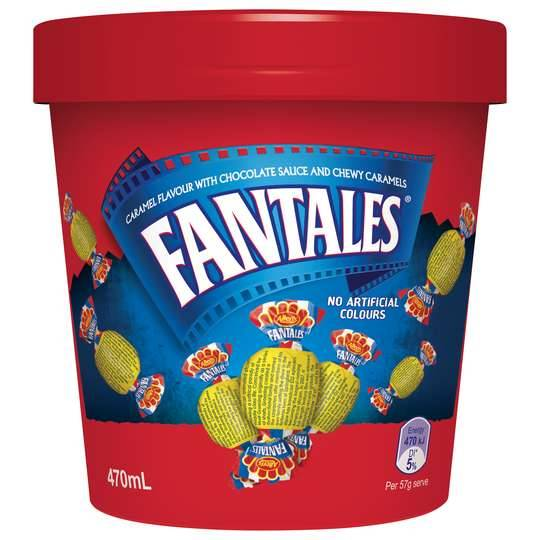 Nestle Ice Cream Fantales