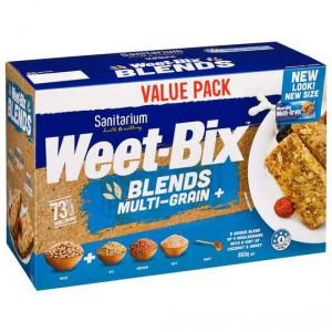 Sanitarium Weet-bix Blends Multi-grain +