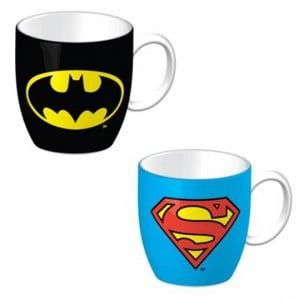 Hot Topic Mug Batman V Superman