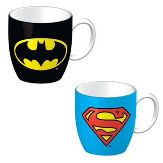 Hot Topic Mug Batman V Superman