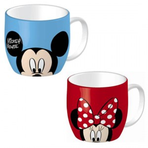 Hot Topic Mug Mickey And Minnie