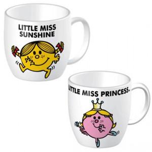 Hot Topic Mug Little Miss