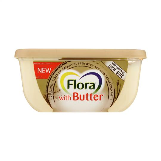 Flora With Butter Pinch Of Sea Salt Blend