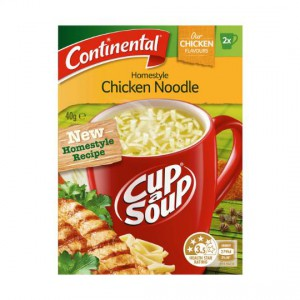 Continental Cup A Soup Chicken Noodle