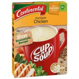 Continental Cup A Soup Homestyle Chicken