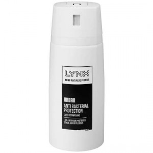 Lynx Antiperspirant Deodorant Urban Anti Bacterial